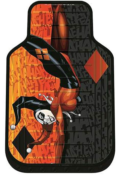 Plasticolor 001589R01 WB Harley Quinn Ha Floor Mat
