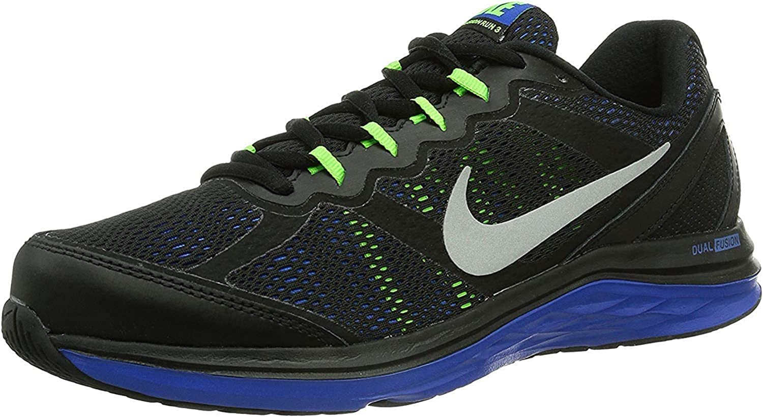incluir Enorme Viaje  Amazon.com | Nike Men's Dual Fusion Run 3 Running Shoes | Tennis & Racquet  Sports