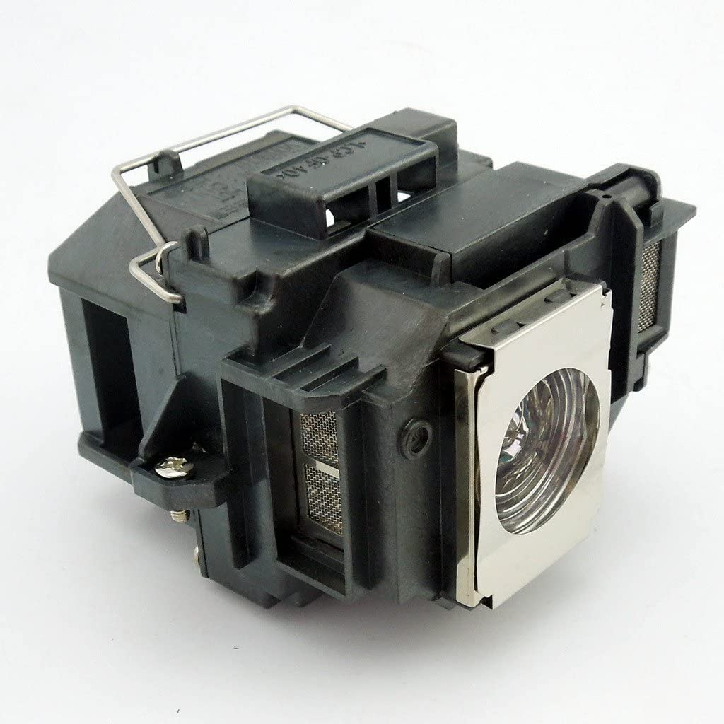 EB-S92 CTLAMP A EB-X92 EB-X9 EB-X10 Quality Professional Replacement Projector Lamp with Housing Compatible with EB-S10 EB-S9 EB-W9 EB-W10