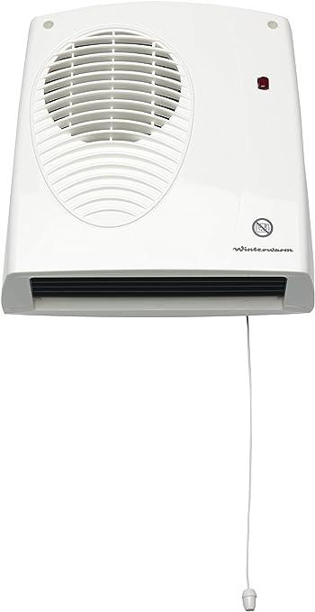 Winterwarm WWDF20N - Ventilador calefactor (clasificación IPX2 ...