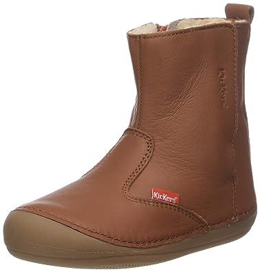 919afe16e09f07 Kickers Socool, Bottes & Bottines Mixte bébé: Amazon.fr: Chaussures ...