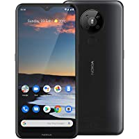 Nokia 5.3 Android One Smartphone (Official Australian Version 2020) Unlocked Mobile Phone with Quad Camera, Large 6.55…