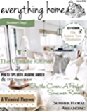 Everything Home Magazine June 2016