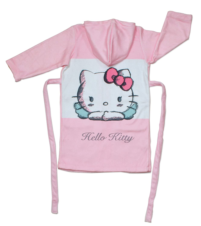 Hello Kitty Angels Accappatoio per Bambini Taglia 4