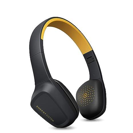 Energy Sistem Energy 3 Bluetooth Headphones (Yellow) Headsets at amazon