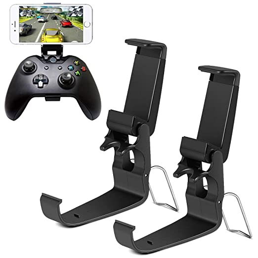 HJD Store 2Pack Xbox One Controller Game Clip Soporte plegable ...