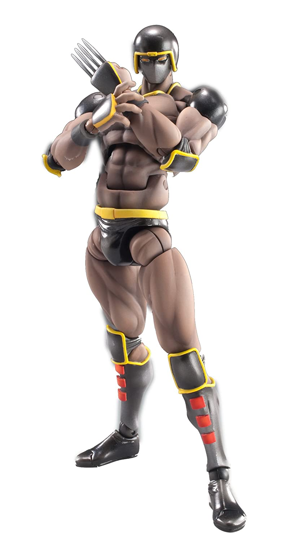 Super Figure: Action Kinnikuma Wars Man 2P PVC Figure [Toy] (japan import)