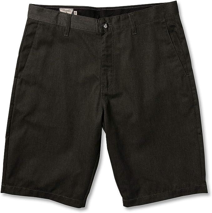 Volcom Mens Vmonty Modern Fit Short