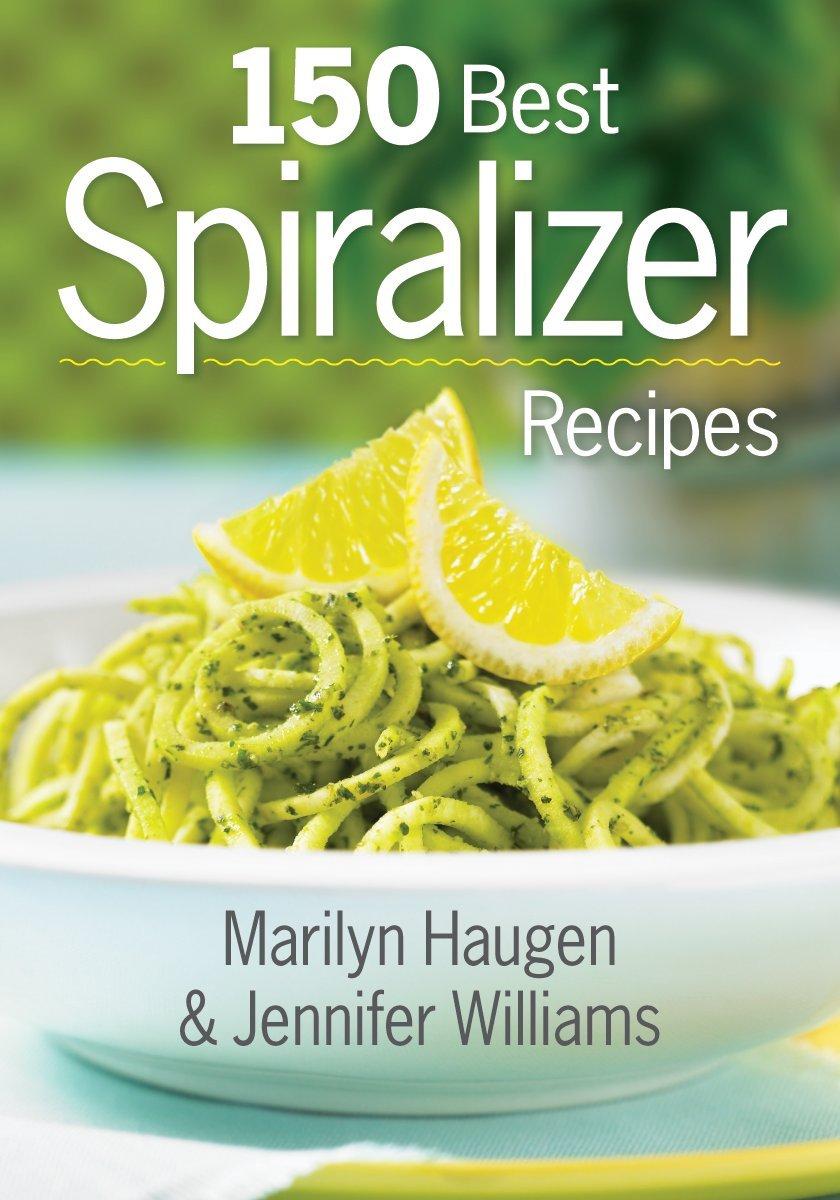 Best Spiralizer Recipes Marilyn Haugen product image