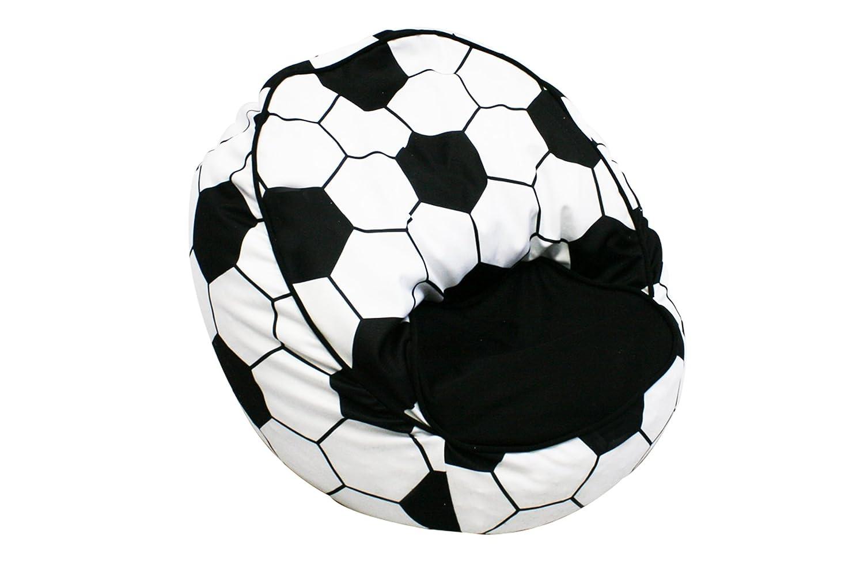 Amazon.com: newco International Kids Bean silla, Soccer: Baby