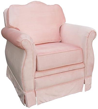 Amazon Com Angel Song Aspen Pink Empire Adult Glider Recliner