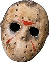 Friday The 13th Jason Voorhees Deluxe Eva Hockey Mask
