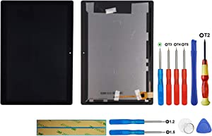 SWARK LCD Display Compatible with Lenovo Smart Tab M10 HD TB-X505 X505F 10.1 inch (not fits for TB-X605) (Black) LCD Display Touch Screen Display + Tools