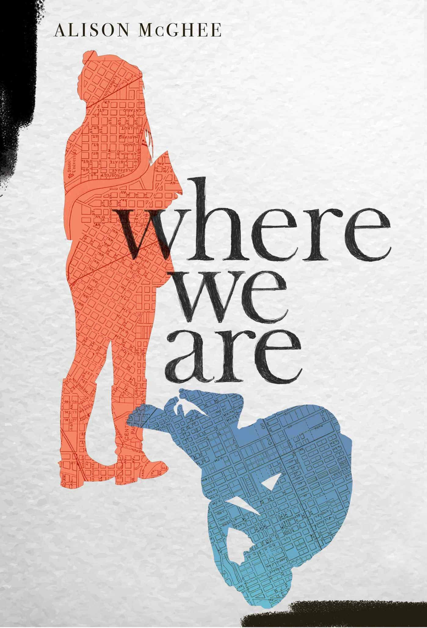 Amazon.com: Where We Are (9781534446120): McGhee, Alison: Books