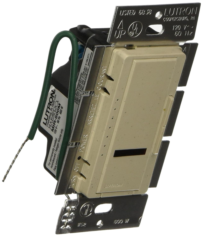 ルートロン Maestro IR 600ワット 複数箇所用 調光器 MIR-600M-ST 1 B003Z8T4TW ストーン ストーン