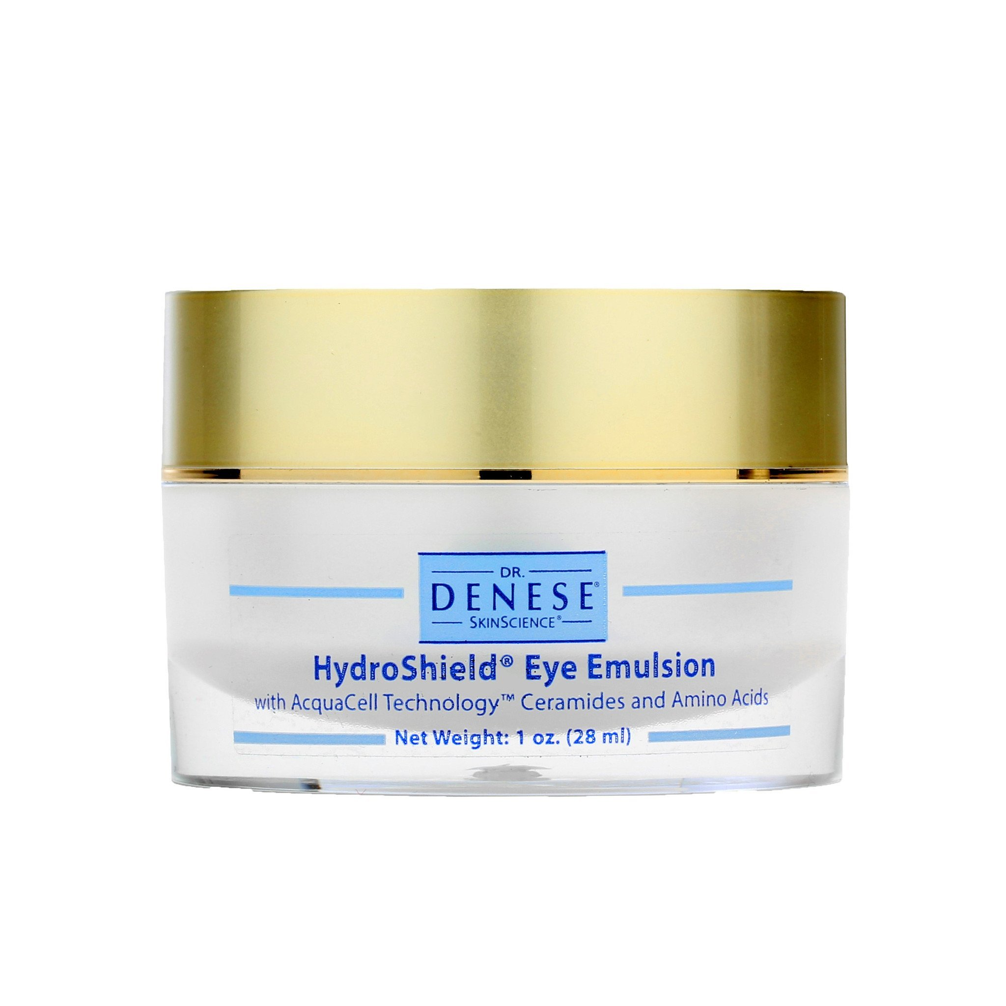 Dr. Denese HydroShield Eye Emulsion with Acquacell Technology (1 OZ)