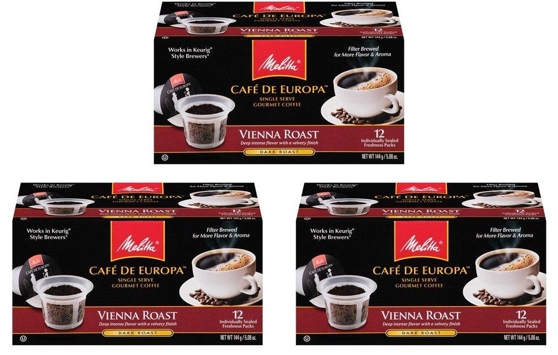 Melitta Cafe De Europa Espresso Toscana