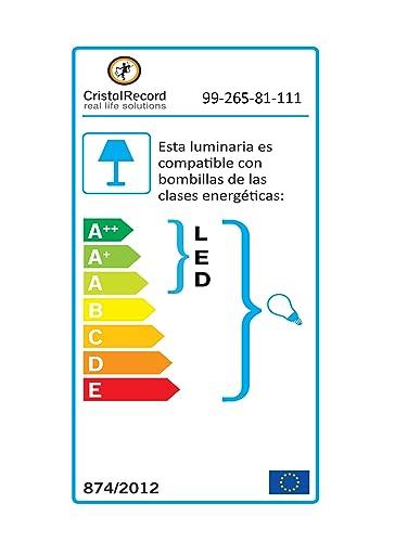 Cristalrecord 99-265-81-111 Lámpara Moderna de Techo