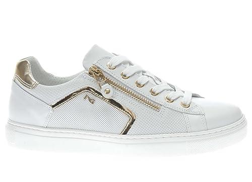 b342568e1d Nero Giardini Donna Sneaker P805262D 707 Sneaker in Pelle