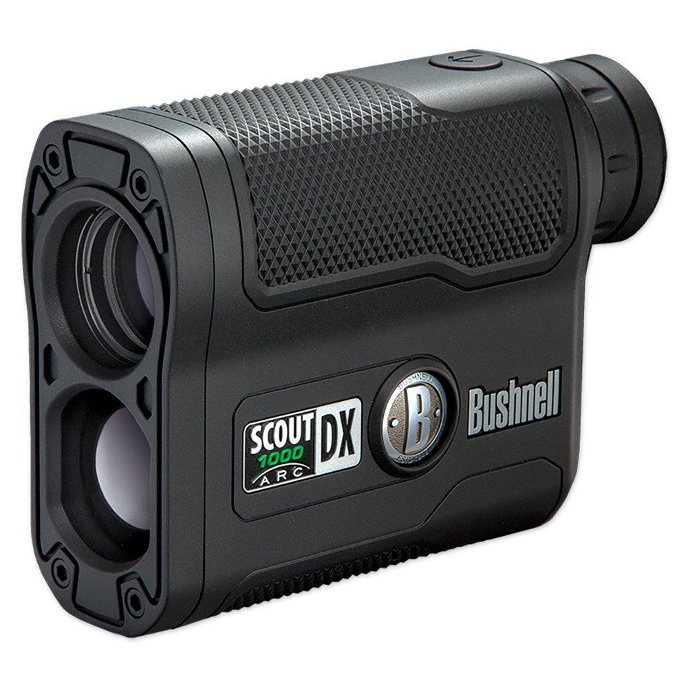 Bushnell Scout DX 1000 ARC 6 x 21mm Laser Rangefinder, Black by Bushnell