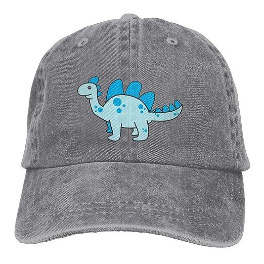 Dinosaur Ending Unisex Fashion Denim Bucket Hat Attractive Popular Visor  Caps Cool Adjustable Dad Cap 34a4e1a68fe