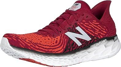 New Balance M1080R10, Zapatillas para Correr para Hombre, Rojo, 50 EU: Amazon.es: Zapatos y complementos