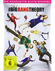 The Big Bang Theory - Die komplette elfte Staffel