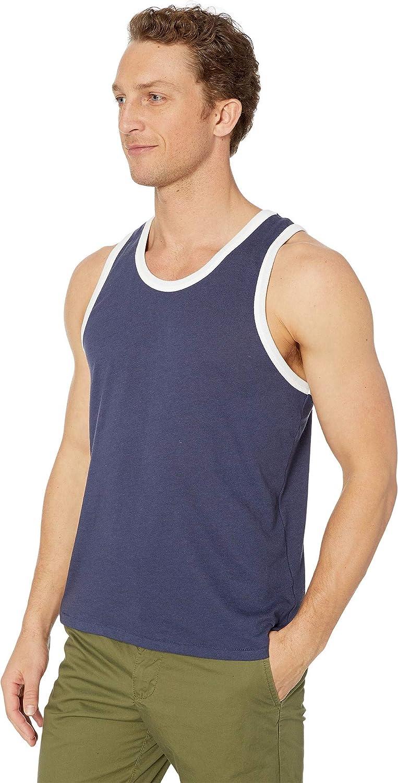 0be95854 Alternative Men's Vintage 50/50 Jersey Keeper Tank at Amazon Men's Clothing  store: