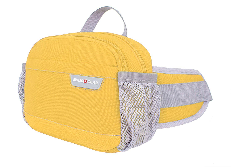 Yellow Swiss Gear Waist Pack