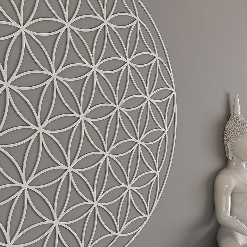 mens office decorating ideas.htm amazon com homeartdecor flower of life sacred geometry wall art  flower of life sacred geometry wall art