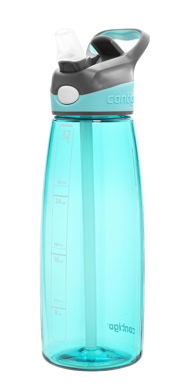 24 oz Cobalt Ignite USA ADB100A13 Contigo AUTOSPOUT Straw Addison Water Bottle