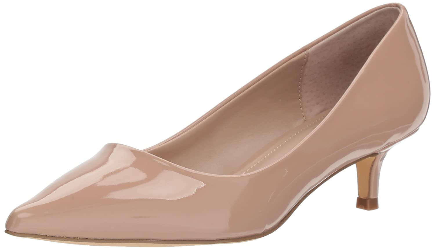 Charles by Charles David Women's Dare Pump B07495BW32 11 B(M) US|Nude