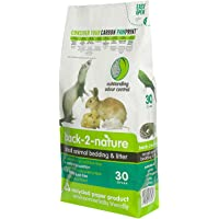 back-2-nature MFBTN30 Small Animal Bedding & Litter 30 Litre, Grey (10B2N30)