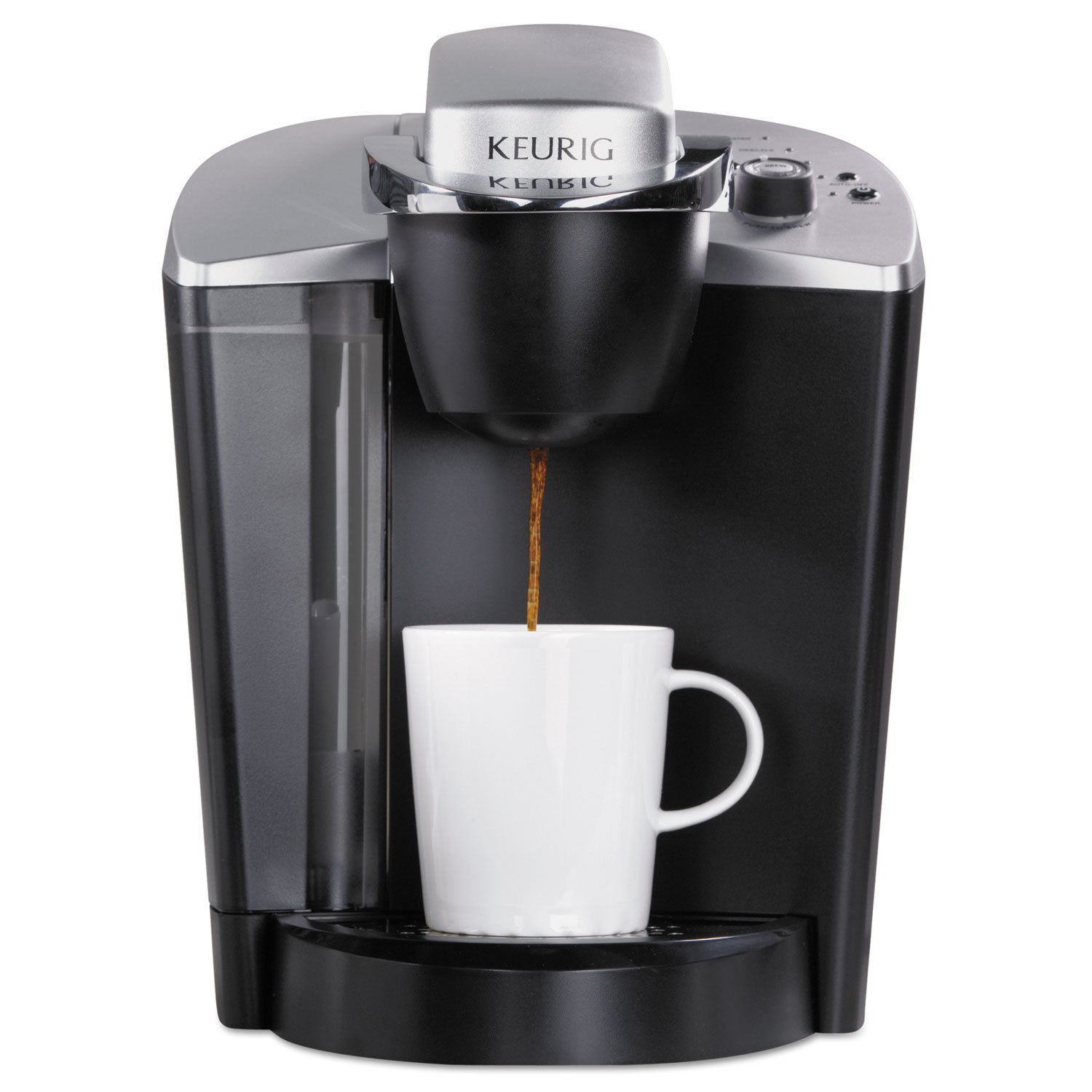 Keurig OfficePRO K145 Brewing System, Single-Cup, Silver