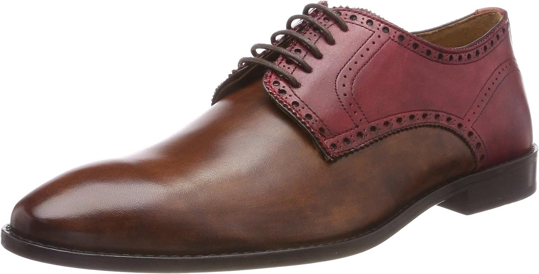 Sinnfonie Classic, Zapatos de Cordones Brogue para Hombre