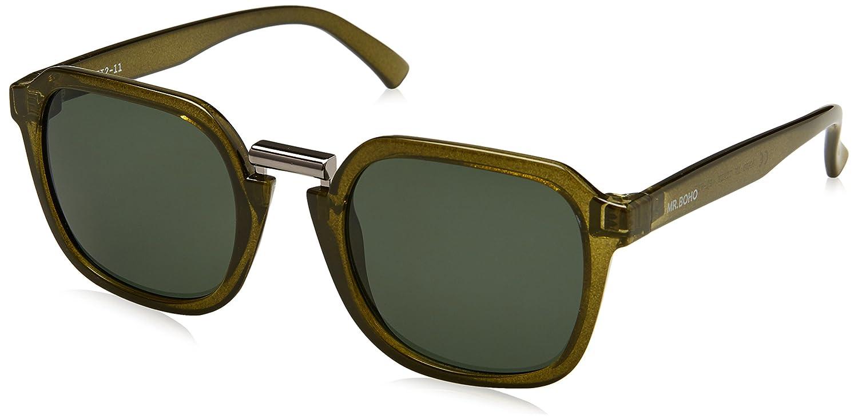 Mr. Boho | Bushwick | Olive - Gafas de sol para hombre y mujer