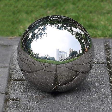 Globalqi Bola Hueca de Acero Inoxidable Especificaciones ...