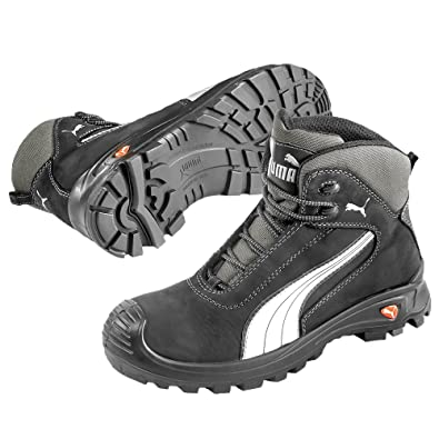 6fe05b43 Puma Safety Cascades Mid S3 HRO SRC, Unisex Adults' Safety Shoes