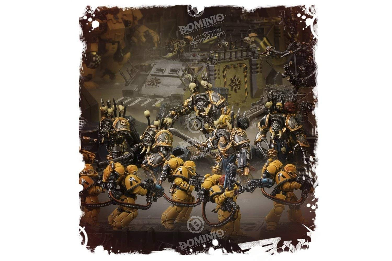 Warhammer 40,000 Chaos Space Marines Terminators GWS 40k 43-19 by Games Workshop (Image #5)