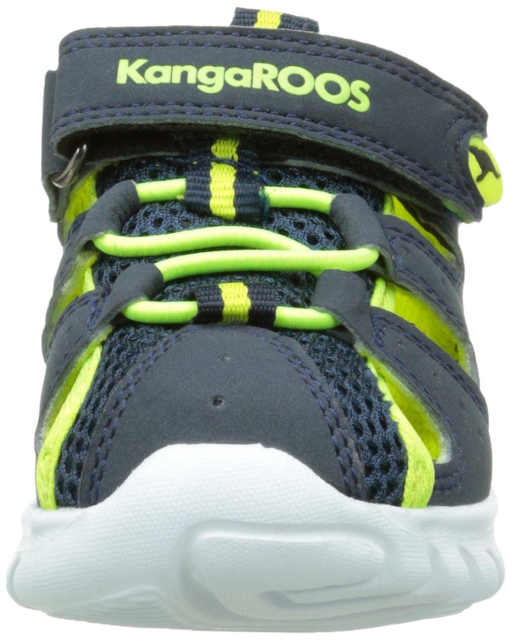 KangaROOS Baby Jungen Rock Lite Lauflernschuhe