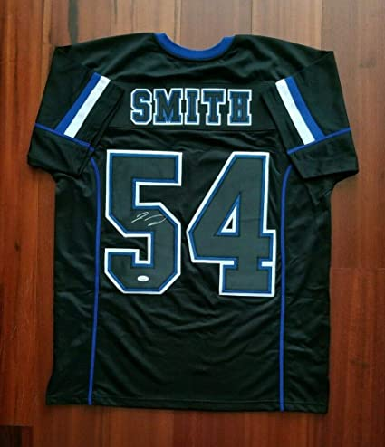 separation shoes 3d1ce b8c97 Jaylon Smith Autographed Signed Jersey Dallas Cowboys JSA at ...