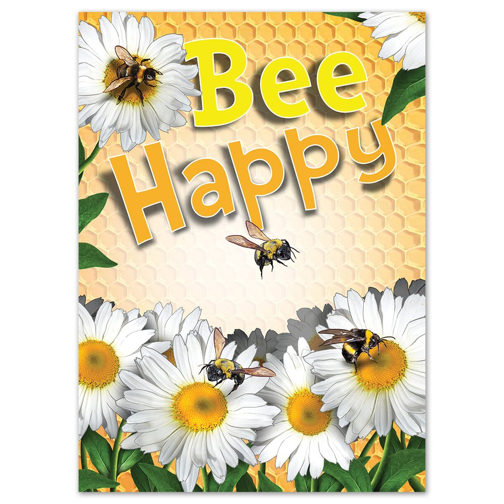 Set of 25 Seed Packet Favors (F09) Bee Happy Pollinator Mixture by Seed Needs (Image #2)