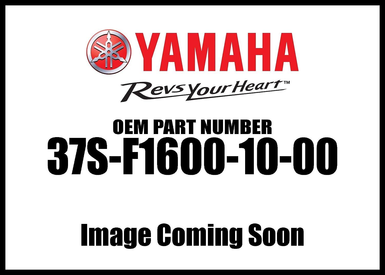Yamaha 37SF16001000 Rear Fender Assembly