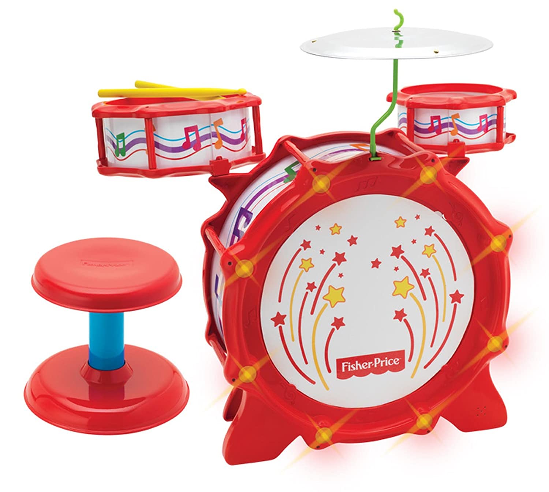 Amazon fisher price music big bang drumset with lights toys amazon fisher price music big bang drumset with lights toys games buycottarizona