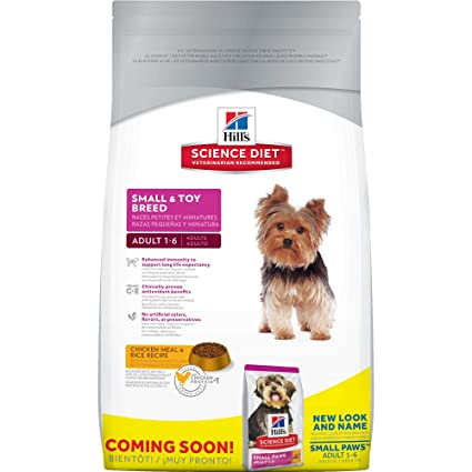 Amazon Com Hill S Science Diet Adult Small Toy Breed Dog Food