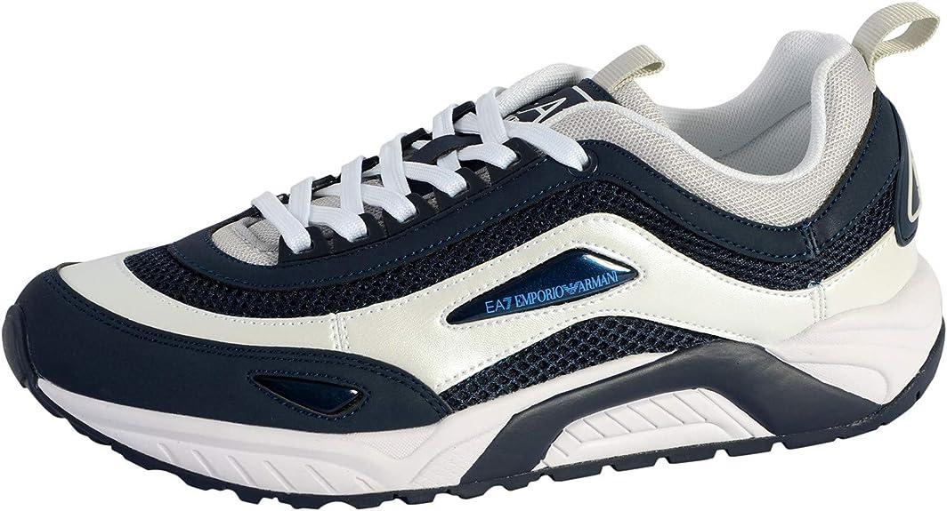 Emporio Armani EA7 Men Sneakers blu