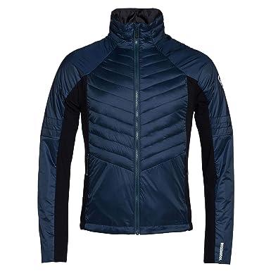 Rossignol Course Light Doudoune Homme Bleu Taille S: Amazon