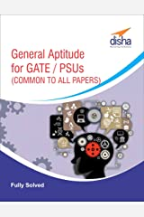 General Aptitude for GATE/ PSUs (COMMON TO ALL PAPERS) Kindle Edition
