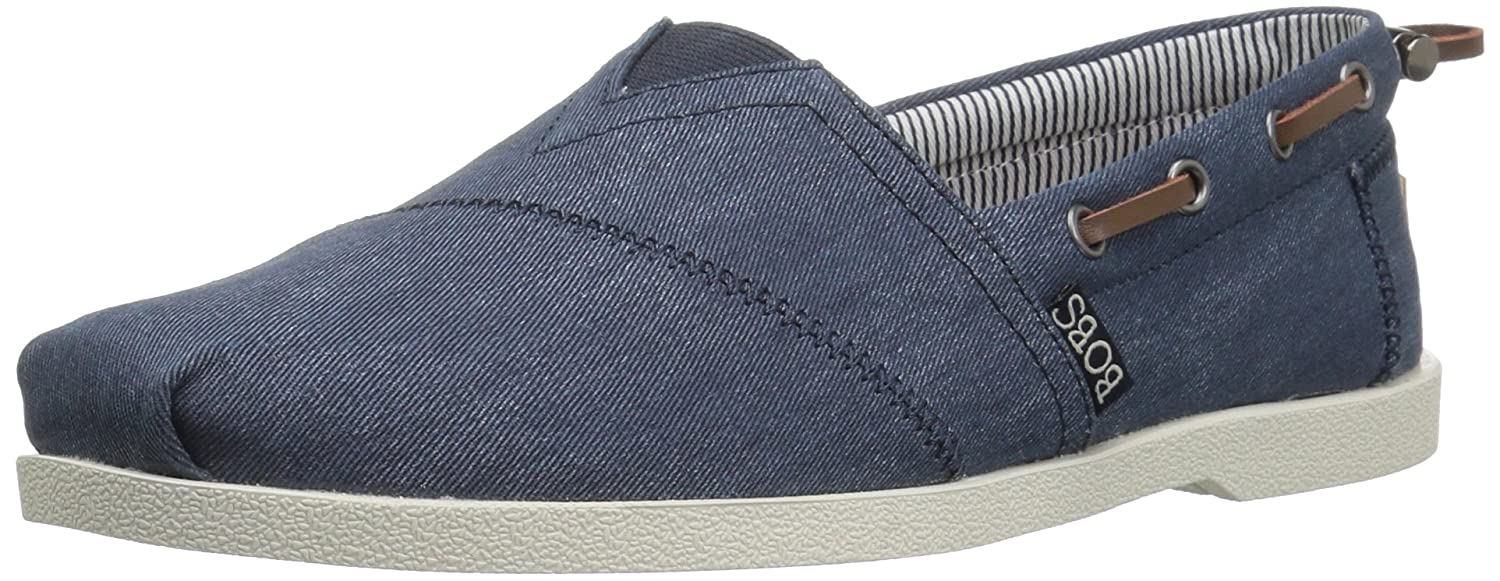 Skechers BOBS from Women's Chill Luxe Traveler Flat: Amazon.co.uk: Shoes &  Bags