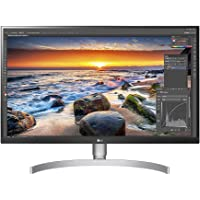 "LG 27UK850-W 27"" 4K UHD IPS Monitor with HDR10 with USB Type-C Connectivity and FreeSync, white"